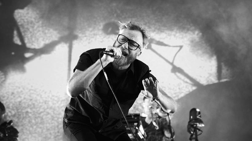 The National: Matt Berninger und The National im September 2018 in Berlin