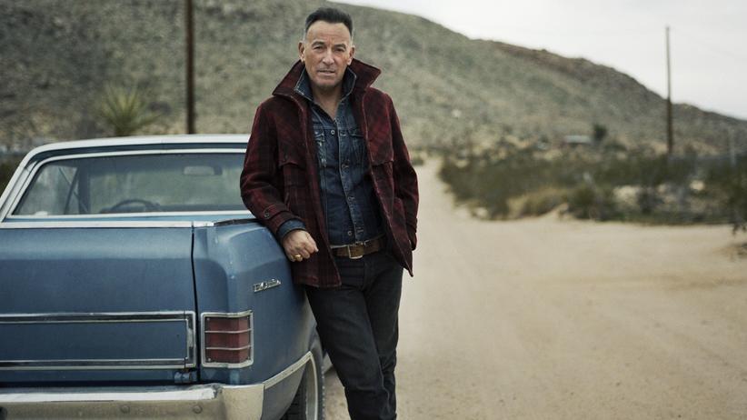 Bruce Springsteen: Da hat jemand das Ende der Straße erreicht, nach Westen geht es einfach nicht mehr weiter: Bruce Springsteen.
