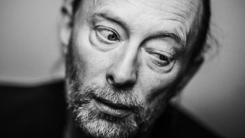 Thom Yorke: Auch sein drittes Soloalbum ist typisch für Thom Yorke.