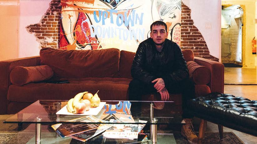 Ezhel: Der türkische Rapper Ezhel wurde 1990 als Ömer Sercan İpekçioğlu in Ankara geboren.