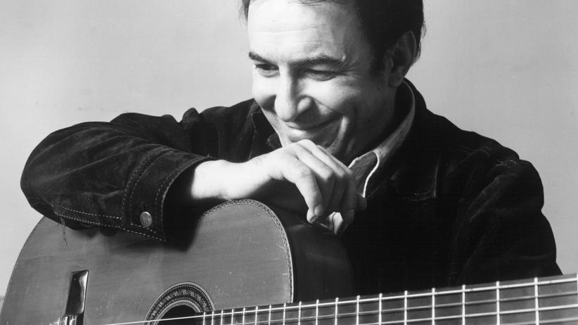 João Gilberto : Der mit seiner Gitarre schlief