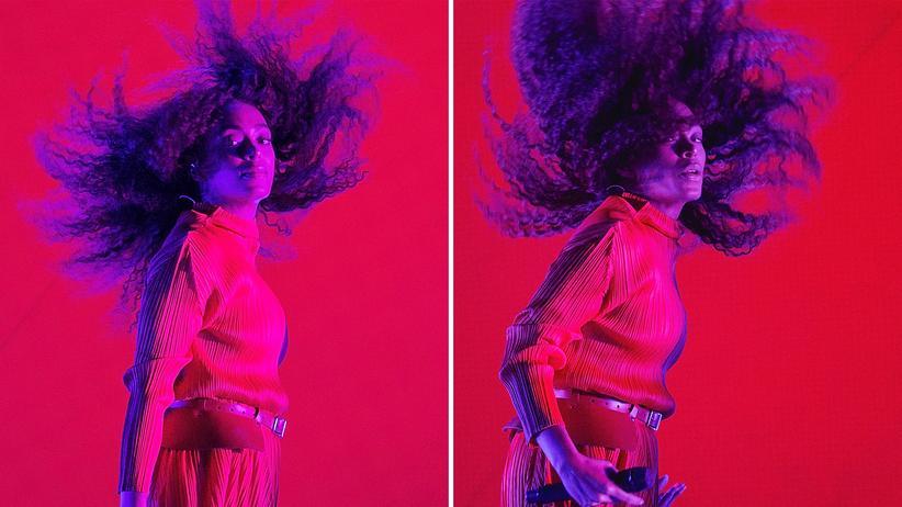Solange Knowles: Für uns
