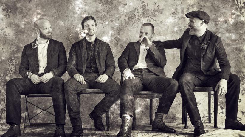 Coldplay: Seit 1996 ist Millionen Plattenkäufern verborgen geblieben, dass Coldplay immer wieder den gleichen Witz ohne Pointe erzählen.
