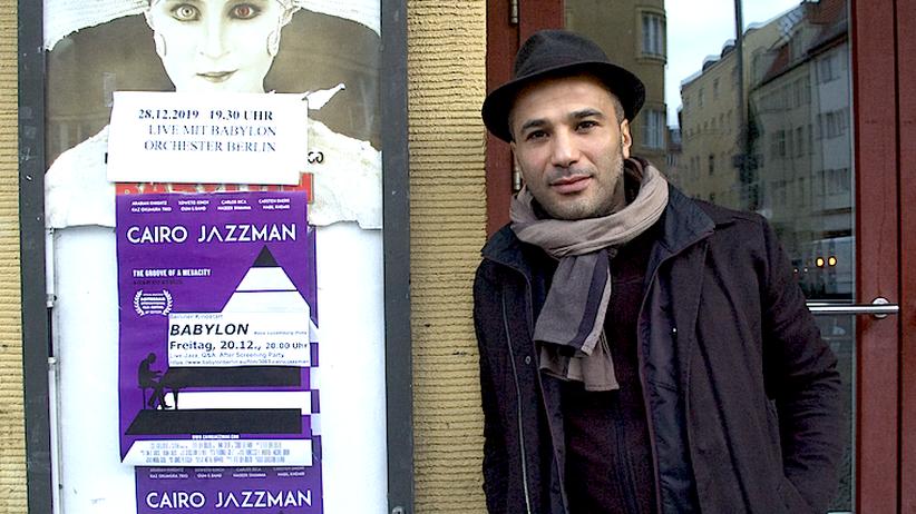 """""""Cairo Jazzman"""": Ägypten hat den Groove"""