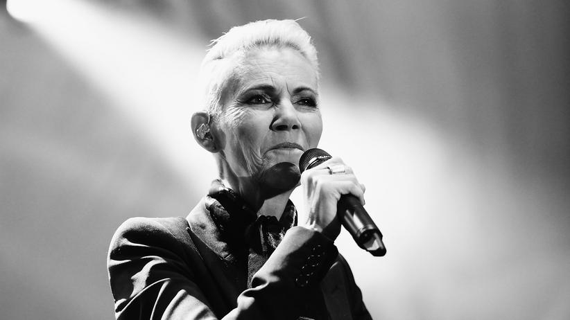 Roxette-Sängerin: Marie Fredriksson hatte zusammen mit Per Gessle das schwedische Popduo Roxette gebildet.