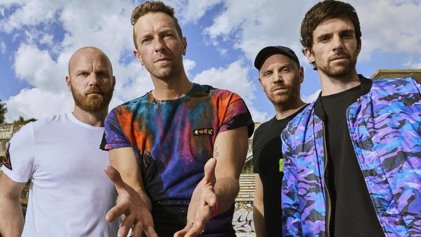 Coldplay: Im Weltall brechen alle Herzen gleich