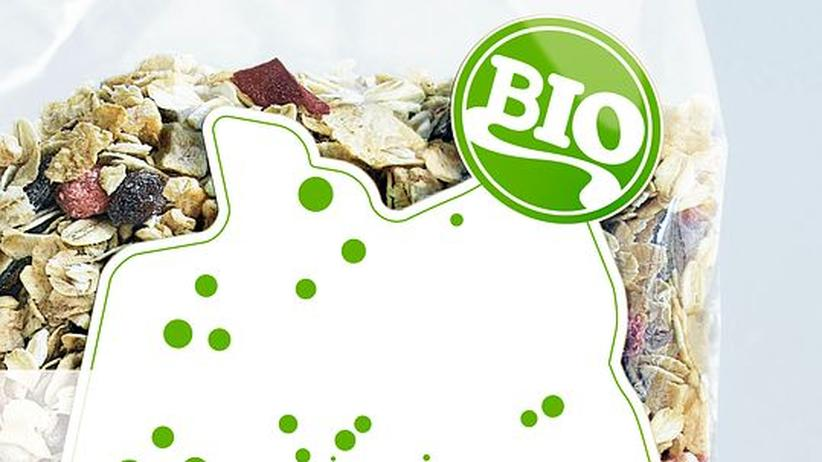 Deutschlandkarte: Die Bioladen-Dichte