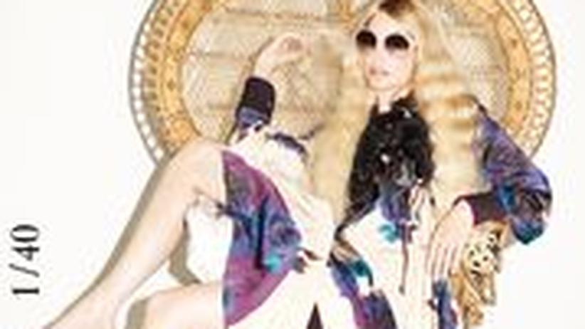 Jubiläum: Die Hippie-Claudia –Cover 1/40