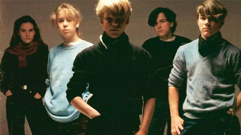 Jugendkultur: Hamburger Jugendliche, 1980