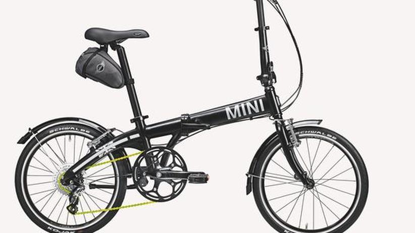 Faltrad von Mini: Von A nach B