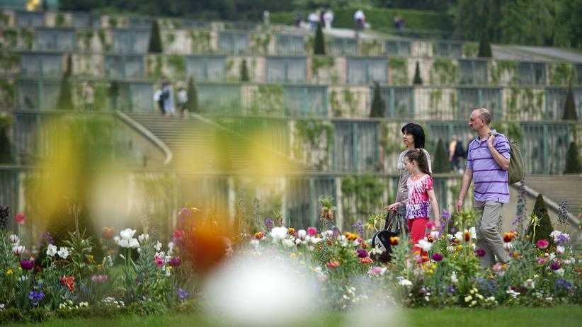 Gartengestaltung: Der Philosoph liebt es Barock