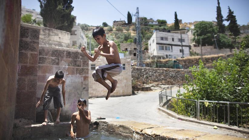 Naher Osten: Der bedrohte Vorgarten Jerusalems