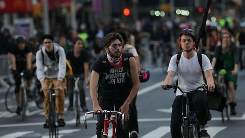 Fahrrad in der Stadt: Mit dem Rad durch offene Türen
