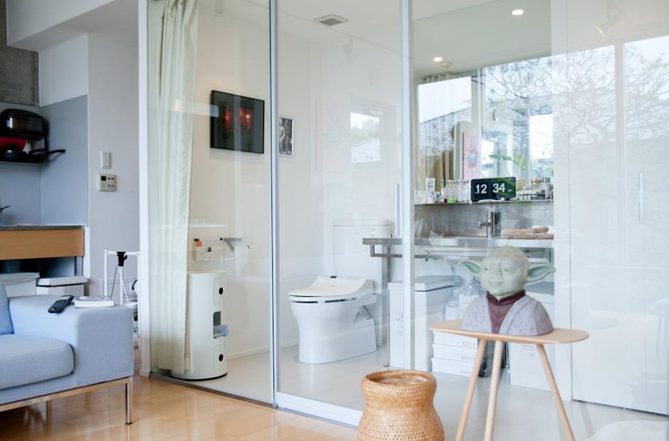 freunde von freunden transparentes wohnen auf kleinem raum seite 6 lebensart zeit online. Black Bedroom Furniture Sets. Home Design Ideas