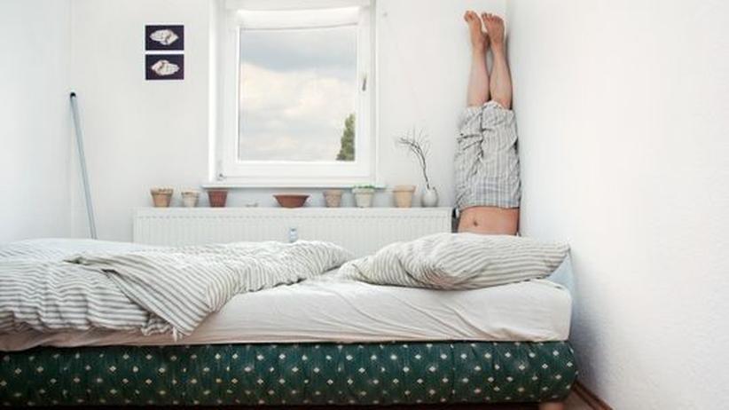 Möbeldesign: Das Bett ist das Möbelstück, in dem der Mensch die allermeiste Zeit verbringt.