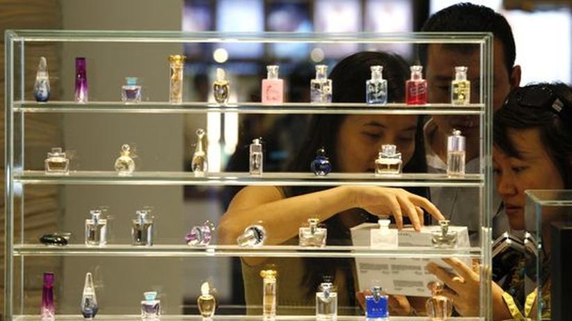 Parfumwirtschaft: Der deutsche Mann riecht nach Umkleidekabine