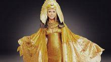 Heidi Klum hat zu Halloween schon mal die Maya-Königin gegeben.