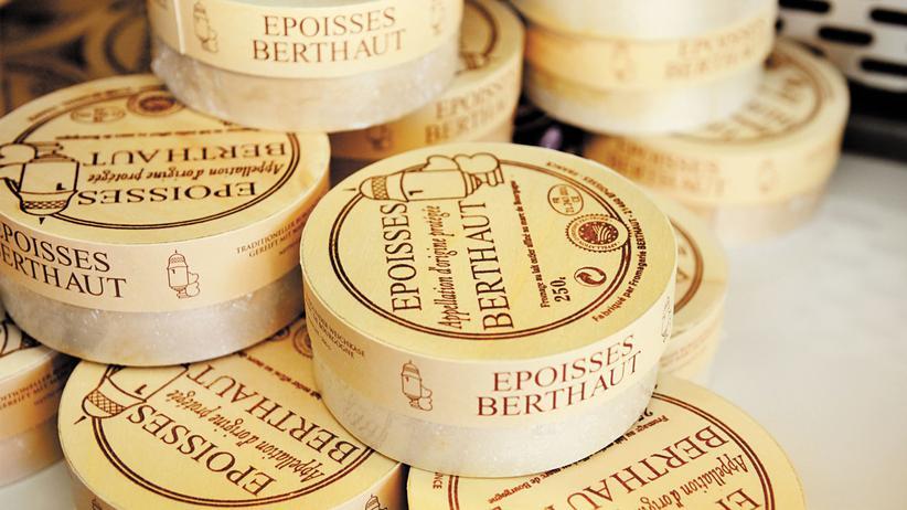 Frankreich: Das Burgunder Käsewunder