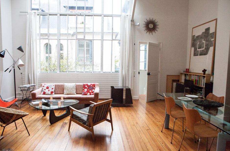 freunde von freunden vernissage im wohnzimmer zeit online. Black Bedroom Furniture Sets. Home Design Ideas