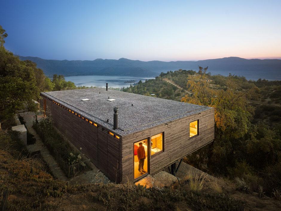 Architektenh user das licht der raum die aussicht for Das japanische wohnhaus