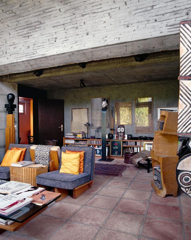 wohnkultur der mann im haus zeit online. Black Bedroom Furniture Sets. Home Design Ideas