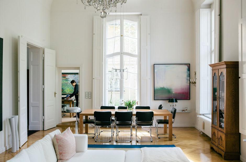 freunde von freunden kunstsinn auf der k chenanrichte zeit online. Black Bedroom Furniture Sets. Home Design Ideas