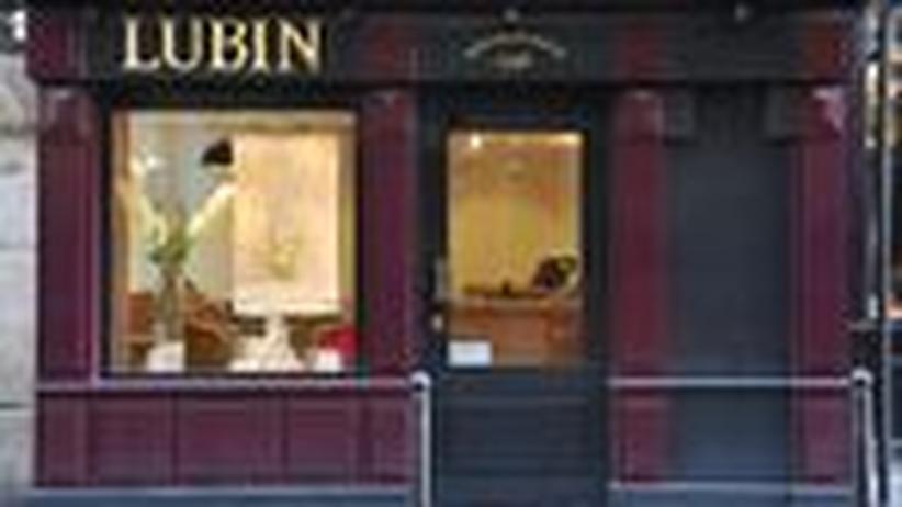 Parfums Lubin: Die Lubin-Boutique in der Pariser Rue des Canettes