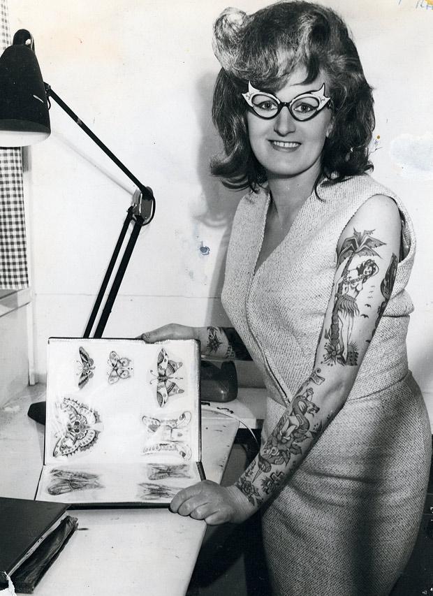 tattoos porentiefer zeitgeist zeit online. Black Bedroom Furniture Sets. Home Design Ideas