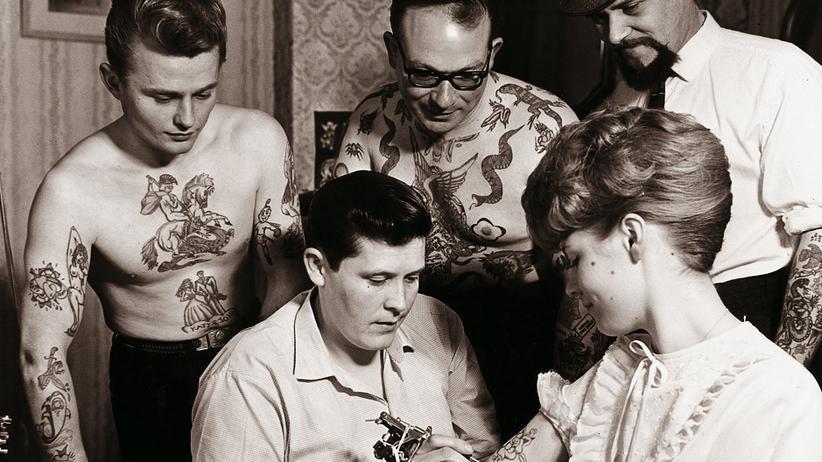 Tattoos: Porentiefer Zeitgeist