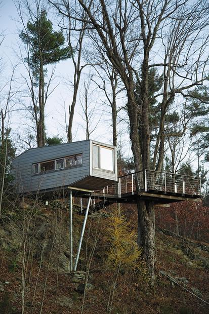 Baumhaus Architekturbüro baumhaus architektur hoch hinaus zeit