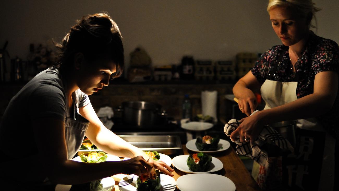 Partnersuche kochen