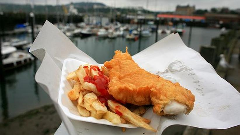 150 Jahre Fish'n'Chips: Die fettigen Schwestern