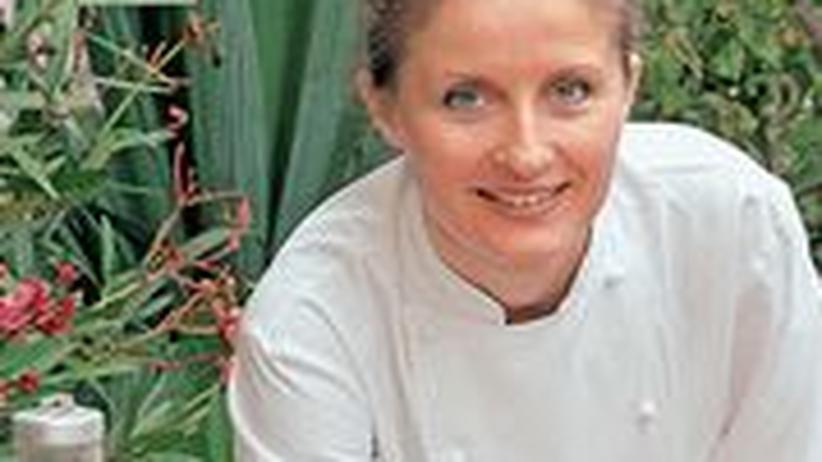 """Köchin Gabriele Kurz: Seit 2007 arbeitet Gabriele Kurz als Küchenchefin des vegetarischen Restaurants """"Magnolia"""" in Dubai"""