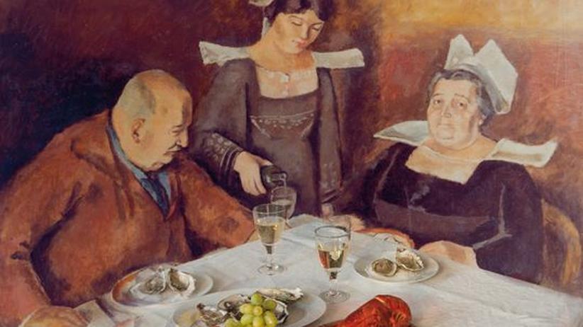Siebeck: Der französische Journalist Curnonsky aß gern Austern und machte die Kochkunst zur Mode