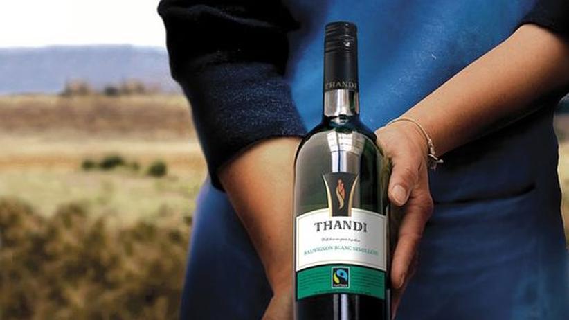 Südafrika: Der erste Fair-Trade-Wein der Welt kommt vom Weingut Thandi in Südafrika
