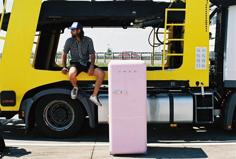 Kühlschrank Transport Auto : Kühlschrank transport auto bachmann live hummer die kühlschrank