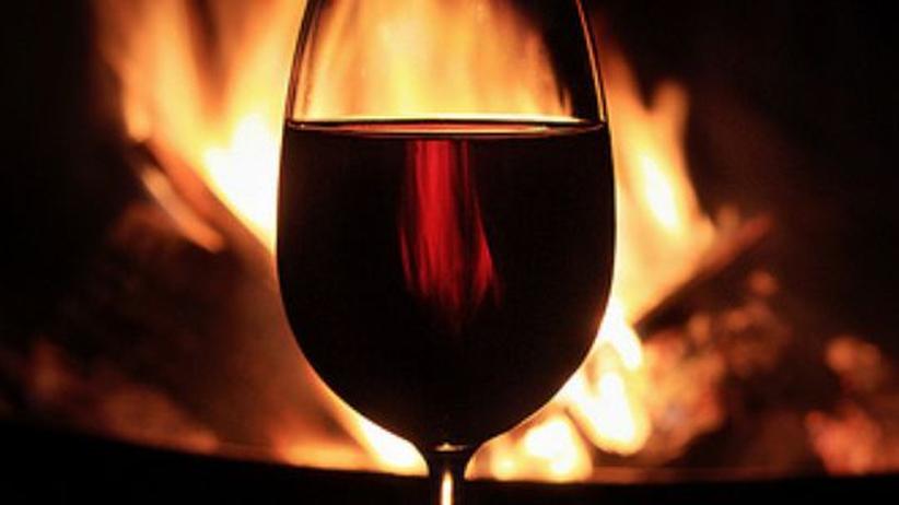 Wein und Wahrheit: Bitte keinen heißen Rotwein!