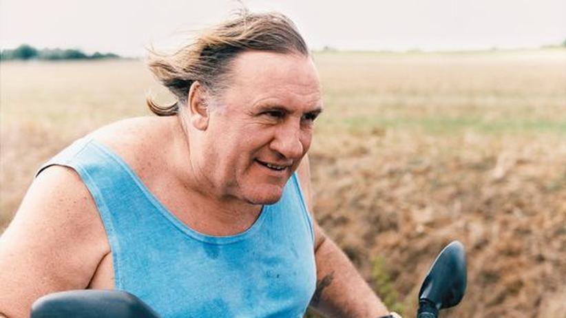Gérard Depardieu: Was wollt ihr trinken?