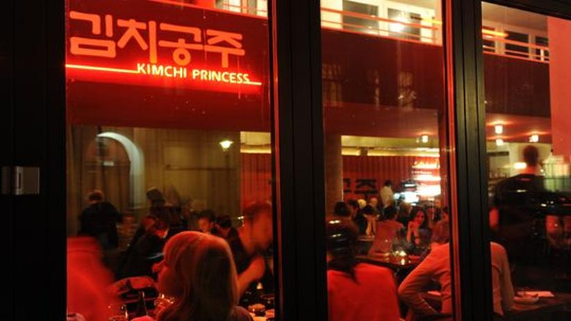 Koreanisches Essen: Das koreanische Restaurant Kimchi Princess in Berlin-Kreuzberg