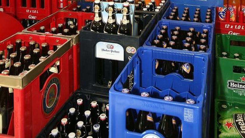 Gewissensbisse: Auch bei der Wahl des Bieres stellt sich die Frage: Warum eigentlich nicht Bio kaufen?