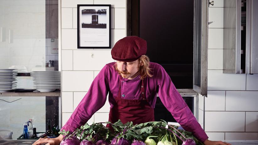 Wochenmarkt: Jetzt lässig Kohlrabi essen