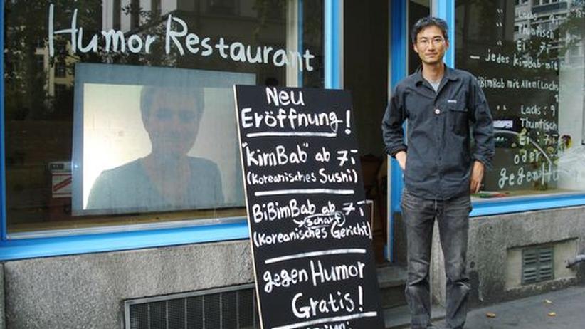Künstler und Koch Byung Chul Kim