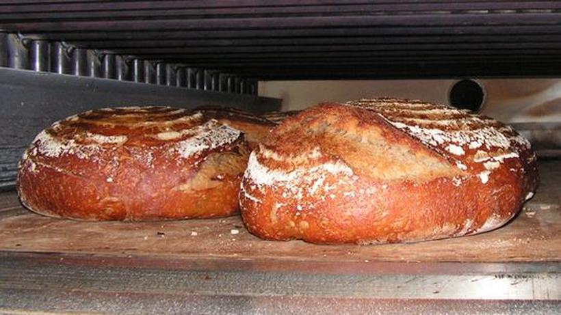 Nachhaltiges Backen Gut Brot Will Weile Haben Zeit Online