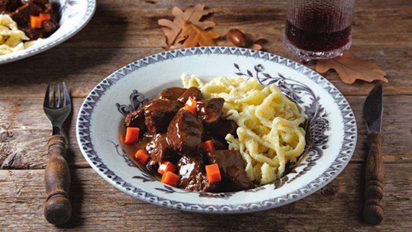 Wochenmarkt: Im Winter schmeckt Wildschwein am besten