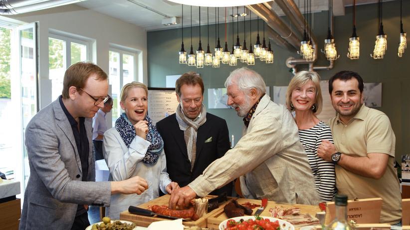 Kochwettbewerb 2012: Fisch auf den Tisch
