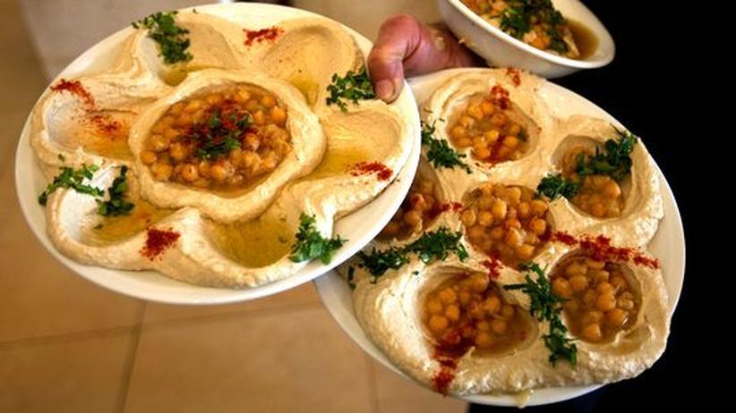 Berlin: Hummus gehört in Israel, genau wie im Libanon, in Syrien und Palästina zu jeder Mahlzeit.