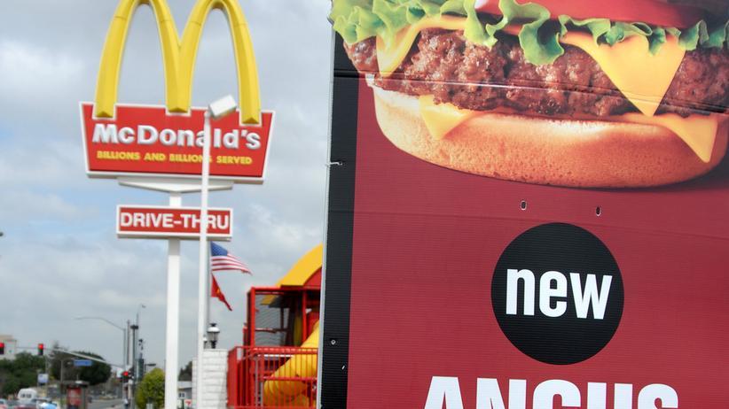 McDonald's: Das also ist des Burgers Kern