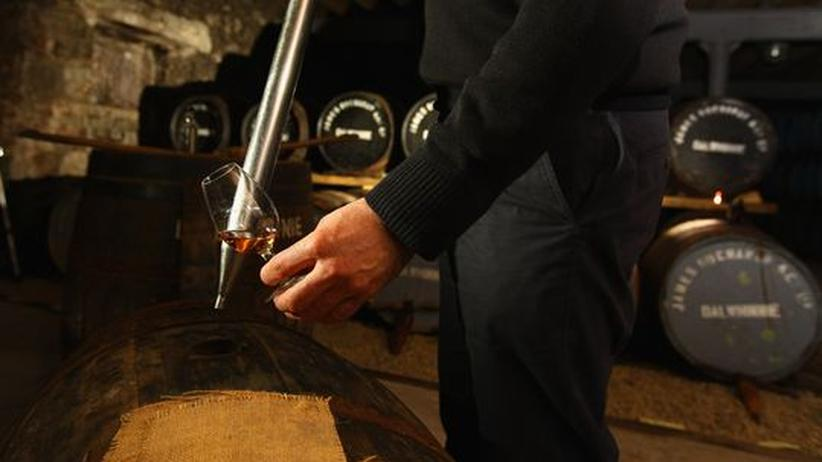 Schottland: Trockenheit gefährdet Whisky-Produktion