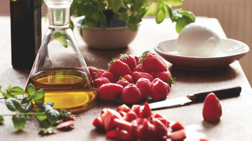 Wochenmarkt: Süß und sexy: Erdbeeren