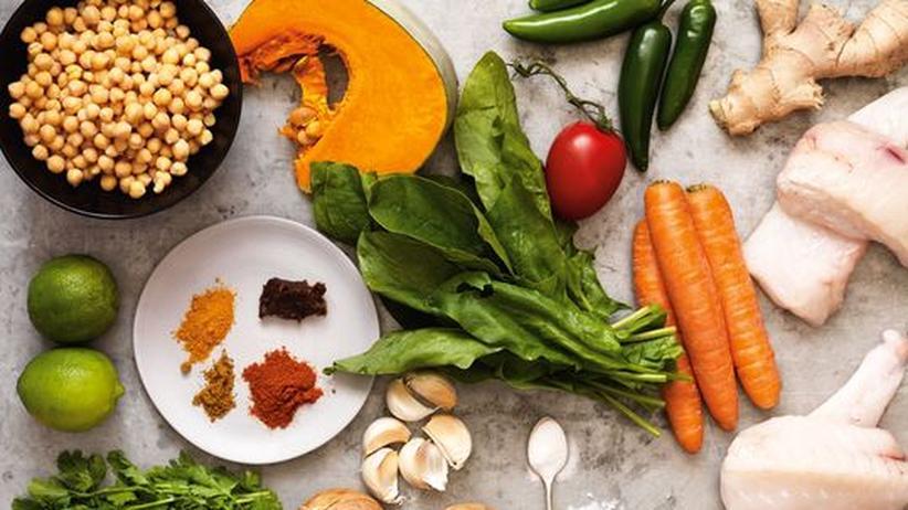 Wochenmarkt: Wann kommt die Greencard für indische Gemüse-Fisch-Currys?